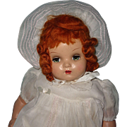 "Factory Original Horsman 24"" Composition Mama Doll ~ Unplayed Condition"