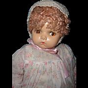 Temper Tantrum Composition Baby Doll