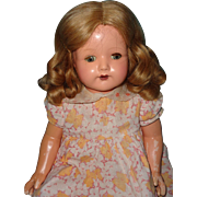 Really Pretty Effanbee Rosemary Composition Mama Doll