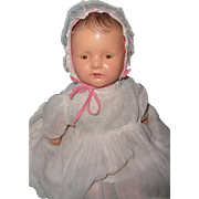 "Angelic 16"" Composition Baby Doll"