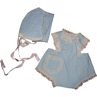 "Authentic Factory SunSuit for 15"" Baby Doll"