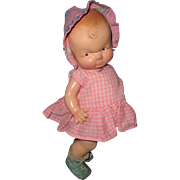 American Character Rare Puggy Composition Doll ~TLC