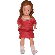 "Sweet 20"" Composition Mama Doll"