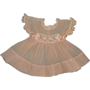 "Authentic Effanbee Dy-Dee Party Dress for 15"" Baby Doll"
