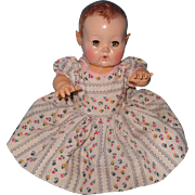 "Sweet Dress for Dy-Dee Baby or Tiny Tears 11"" Doll"
