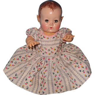 """Sweet Dress for Dy-Dee Baby or Tiny Tears 11"""" Doll"""