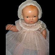 Effanbee Composition Lambkins Baby Doll