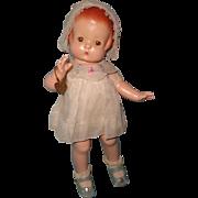 Effanbee Factory Original Patsy Composition Doll