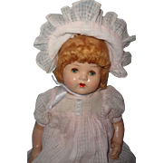 Beautiful Factory Original Large Composition Mama Doll ~Think XMAS