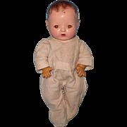 Sweet Effanbee 11 Dy-Dee Mold 1  Baby Doll in Factory PJs
