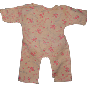 Effanbee Dy-Dee Baby Signature Pajamas  TLC