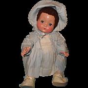 Factory Original Effanbee BIG Composition Baby Doll