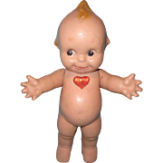 Rosie O Neill Kewpie Composition Doll ~ Sweet