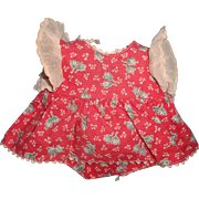 Authentic Campbell Soup Kid Dress for Composition Doll