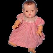 """Precious Effanbee 11"""" Dy-Dee Baby Doll ~ Near Perfect"""