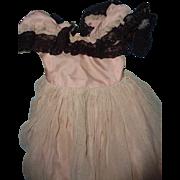 """Authentic Effanbee 27"""" Little Lady Dress TLC"""