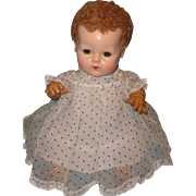 """Effanbee Dy-Dee Cover Dress for 15"""" Baby Doll"""