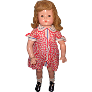 "Factory Original Effanbee 26"" Patsy Ruth Composition Doll"