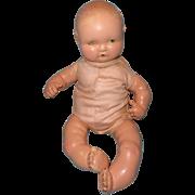 Effanbee Lambkins Baby Composition Doll ~ TLC