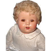 Adorable Ideal Chubby Composition Baby Doll