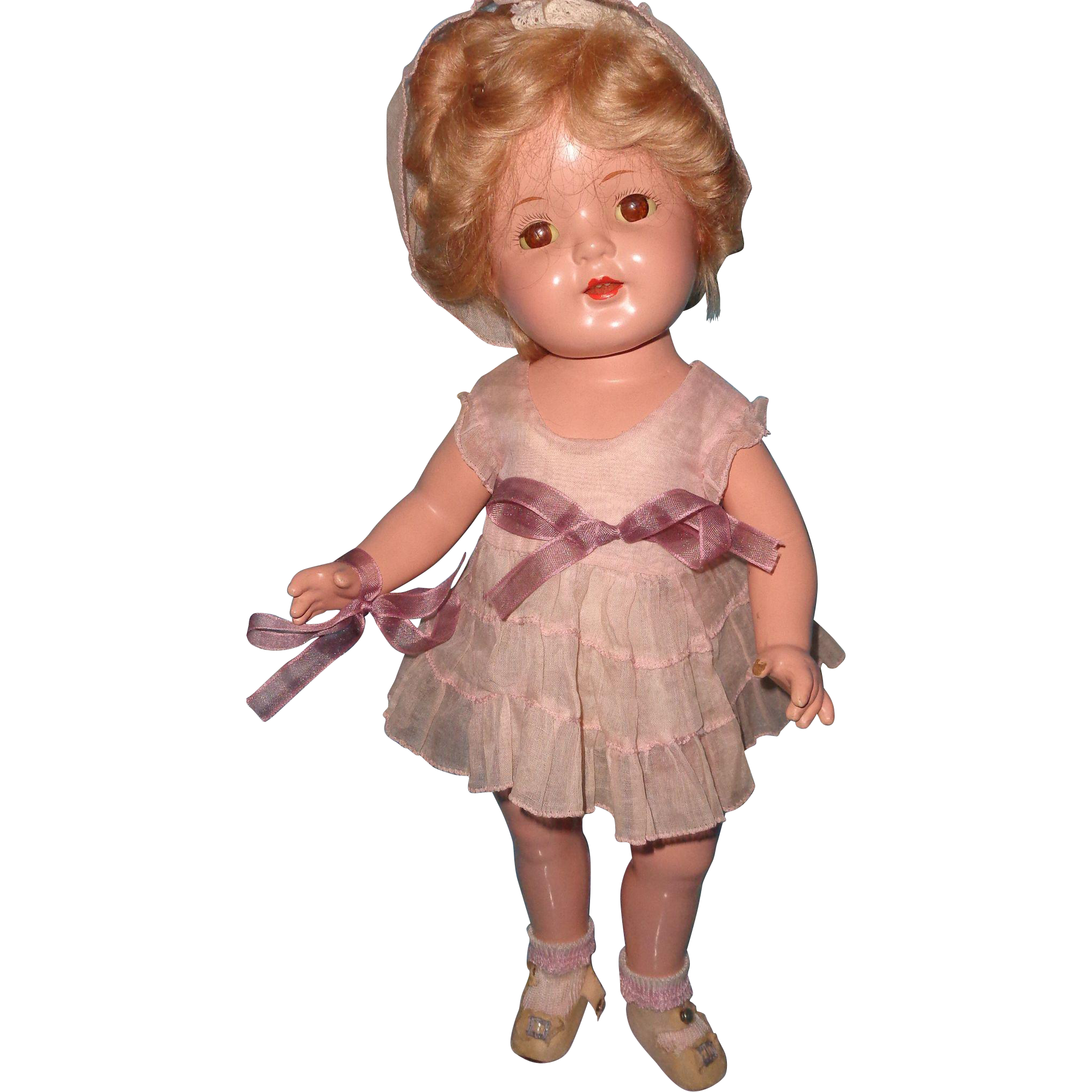 Factory Original Nancy Composition Doll by Arranbee