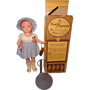 Effanbee Patsyette w/ Box Factory Original Composition Doll