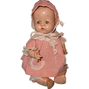 Sweet Baby Buttercup by Horsman Composition Doll