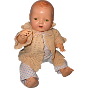 """Effanbee Dy-Dee 15"""" Mold 1 BLONDE Baby Doll ~ Cute"""