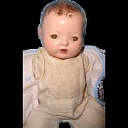 """Effanbee Dy-Dee 11"""" Mold 1 Baby Doll"""