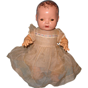 """Effanbee Dy-Dee Mold 1  Brunette 15"""" Baby Doll"""