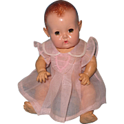 """Authentic Effanbee Dy-Dee Dress for 11"""" Baby Doll"""