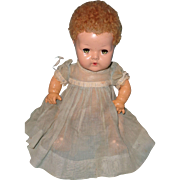 "Effanbee Authentic Dy-Dee Dress for 15"" Baby Doll"