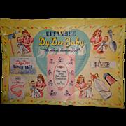 Effanbee Dy-Dee Baby Doll Layette Card