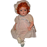 Factory Original IDEAL Composition Baby Doll ~ Beautiful Red Head