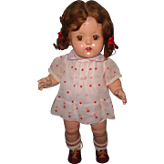 Factory Original Chubby Composition Toddler Doll ~ Cute