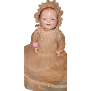 Early Factory Original Arranbee Composition Baby Doll
