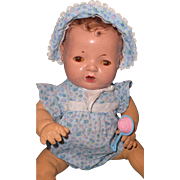 """Sweet authentic Effanbee Dy-Dee 2 Pc Play Suit for 15"""" Baby Doll"""