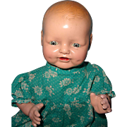 Really Cute Horsman Dimples Baby Composition Doll TLC