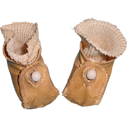Adorable Baby Doll Shoes for Composition or Bisque