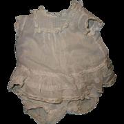 Authentic Horsman Dimples 2pc Dress Set for Composition Baby Doll