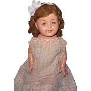 """Large Pretty 26"""" Composition Mama Doll"""