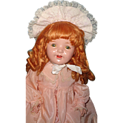 "Large 30"" Composition Mama Doll ~ Very Pretty"