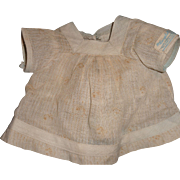 Campbell Kid Factory TAGGED dress for Composition Doll