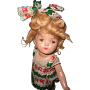 Madame Alexander Betty Composition Doll ~ Really Cute!
