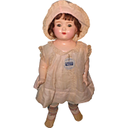 Factory Tagged Composition Mama Doll