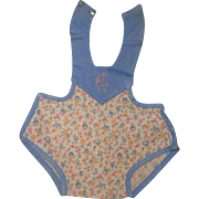 """Authentic Dy-Dee Sunsuit for 11"""" Baby Doll"""