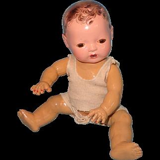 """Effanbee 11"""" Dy-Dee Mold 1 Baby Doll"""