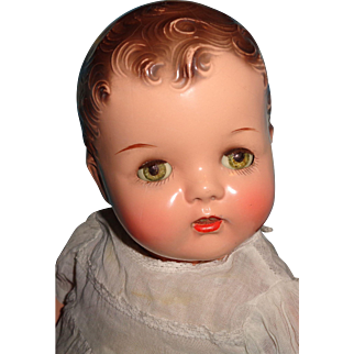 """Beautiful High Color 21"""" Composition Baby Doll ~ So Pretty"""