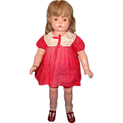 """Factory Original Effanbee 26"""" Patsy Ruth Composition Doll ~ Stunning"""
