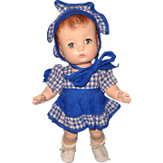 Effanbee Factory Original Candy Kid Composition Doll